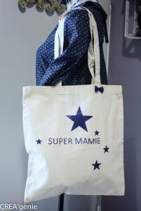 sac super mamie bleu