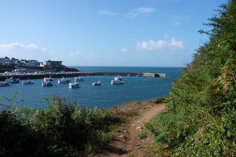 bretagne finistère gr34 le conquet presqu'île kermorvan port