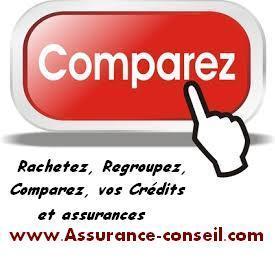 Comparateur d'assurance et de rachat de crédit
