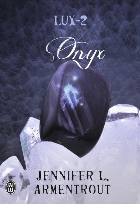 Couverture Lux, tome 2 : Onyx