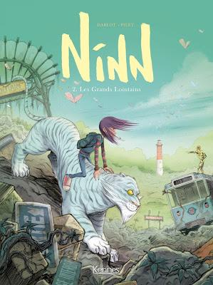 NINN - Tome 2 - Les Grands Lointains