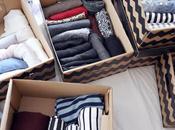 Méthode pour bien ranger armoire