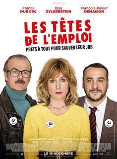 Cinéma Les têtes de l'emploi / Les animaux fantastiques