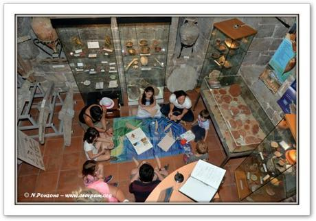 journées nationales de l'archéologie à Sanary