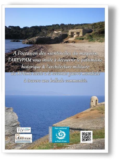 Port-cros archeologie sentinelles du maquis arevpam