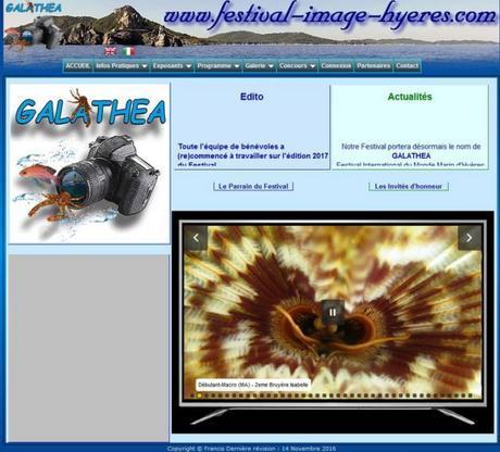 Galathea festival international du mon marin AREVPAM
