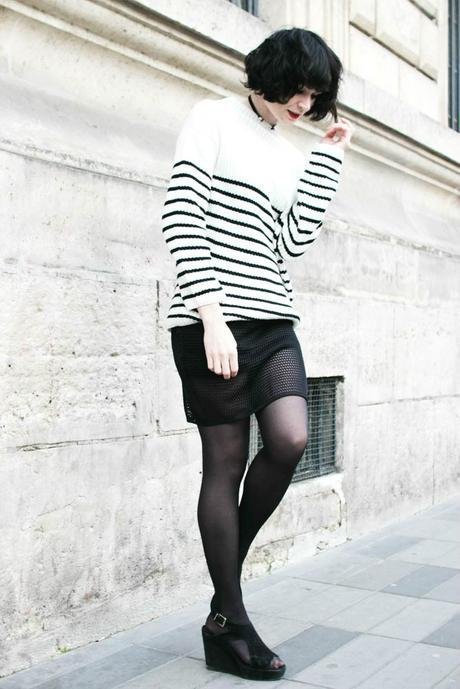 outfit-striped-sweater