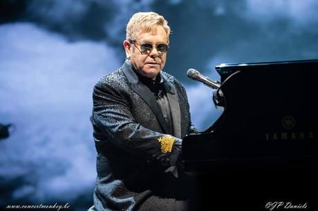 Elton John - Wonderful Crazy Night Tour - Lotto Arena - Antwerpen - 19 novembre 2016