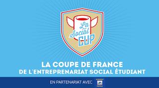 Troisième édition de la Social Cup : Coupe de France de l'entreprenariat social étudiant