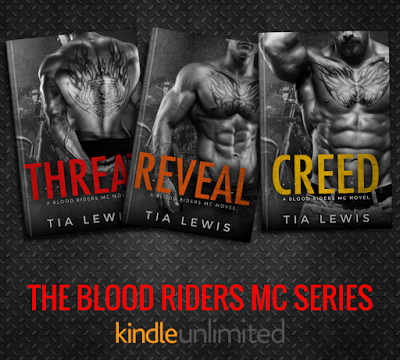 The Blood Riders MC Series de Tia Lewis