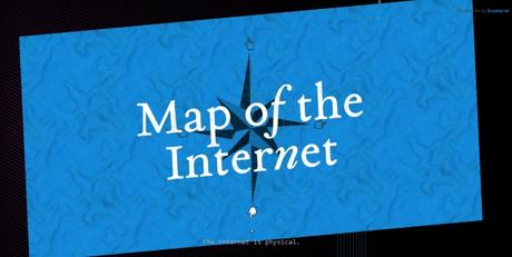 map of internet