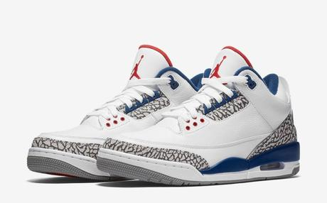 Air Jordan 3 OG True Blue
