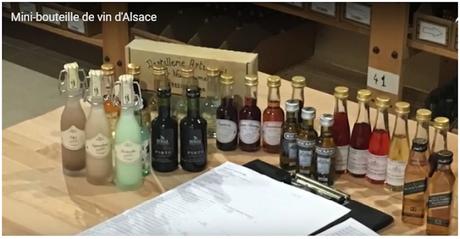 Participez à la création du vin d'Alsace en Mini-Bouteille !