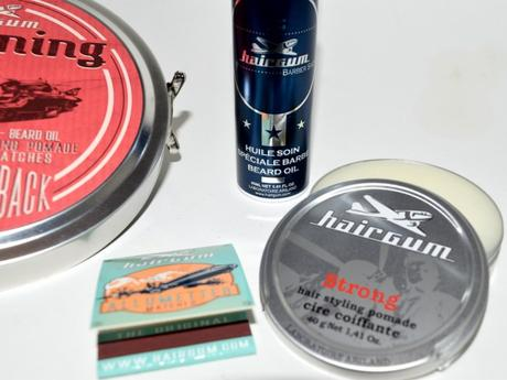 Coffret Hairgum Grooming