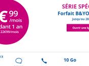 plan Bouygues Telecom casse prix avec forfait 4,99 euros mois