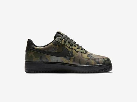 Nike Air Force 1 Camo Reflective
