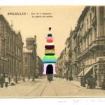 ART : Bruxelles d'antan ravivé de couleurs et de poésie par Léopoldine Roux