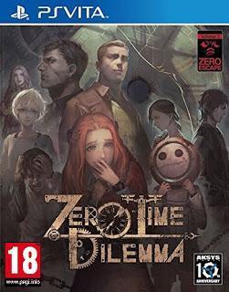 Mon jeu du moment: Zero Time Dilemma