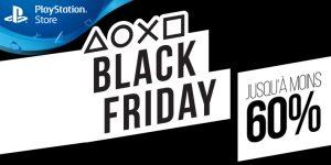 Black Friday : promotions sur le PlayStation Store