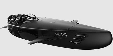 MOTEURS : Offrez-vous le sous-marin de James Bond