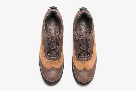 NEPENTHES X SPECTUSSHOESCO. – F/W 2016 – WING TIP SHOES