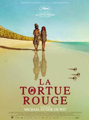 La Tortue Rouge - Michael Dudok de Wit (2016)