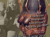 Naître Être Afrique prochaine exposition MUVACAN