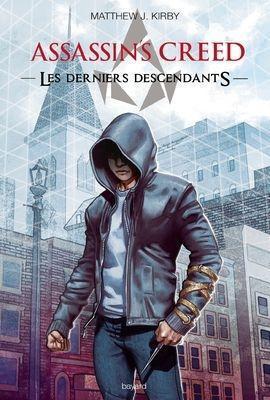 Couverture Les derniers descendants (Assassin's Creed)