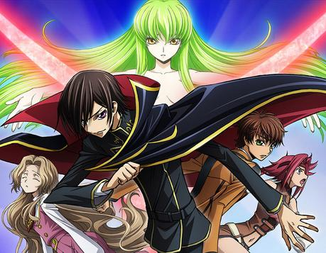 ©SUNRISE/PROJECT GEASS  Character Design©2006 CLAMP・ST