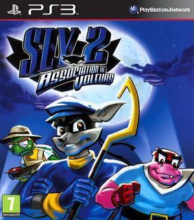 Mon jeu du moment: Sly 2