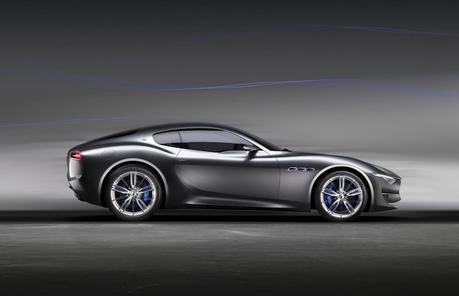 Alfieri l'électrique selon Maserati