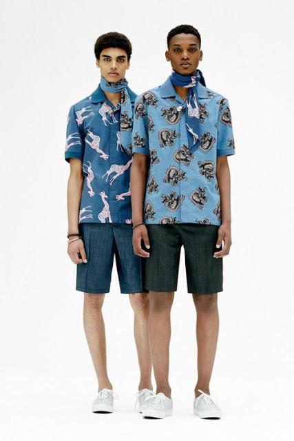 Pré collection Printemps Eté 2017 pour Homme de Louis Vuitton