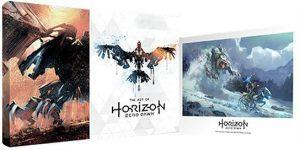 Un artbook collector pour Horizon Zero Dawn