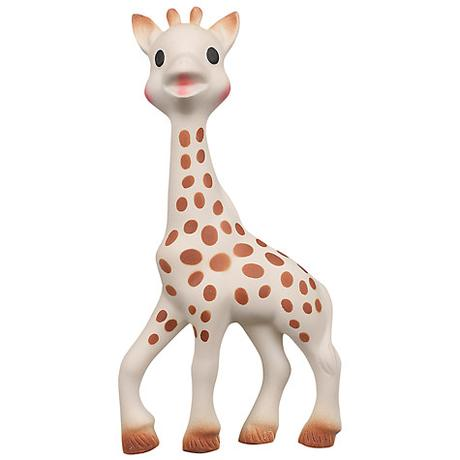 Sophie la girafe : égérie made in france du jouet !