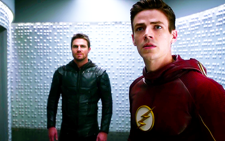 Les critiques // The Flash : Saison 3. Episode 8. Invasion.