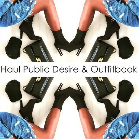 6d0f57ad4fa72 Haul Public Desire, Outfitbook et Zara + le Snapchat du blog -enfin ...