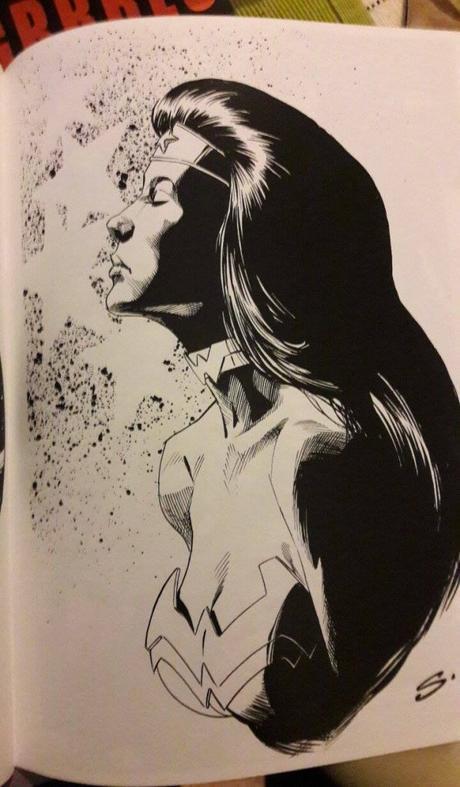 Wonder Woman par Stephen B. Scott
