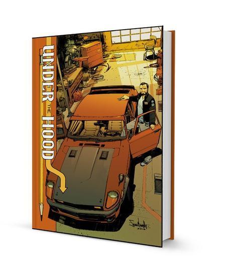 artbook de Sean Murphy