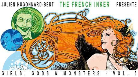 Découvrez Girls Gods & Monsters vol.5 et ses nombreux bonus !
