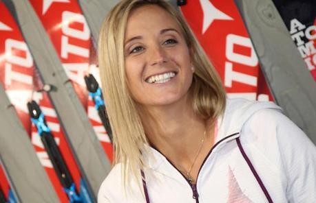 Les filles les plus jolies de la nouvelle saison de ski alpin
