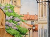 Aquarelle Montpellier