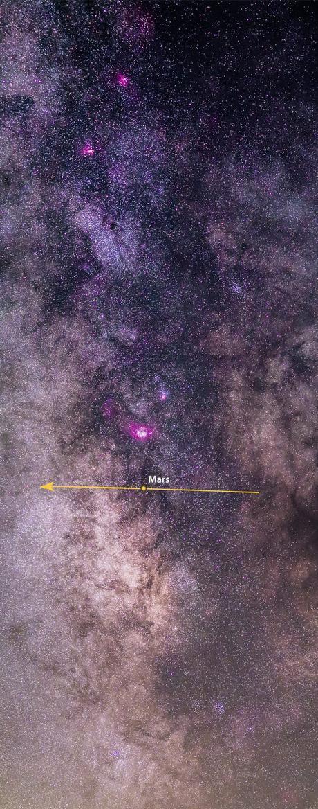 Les plus beaux rendez-vous astronomiques en septembre