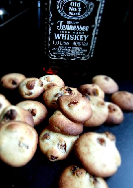 Biscuits aux raisins & Whiskey