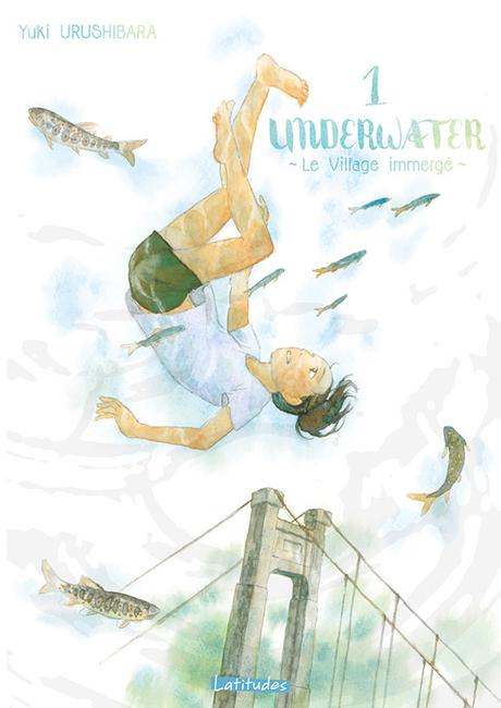 Underwater - Le village immergé, tome 1