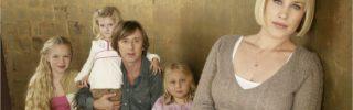 Avant/Après : Patricia Arquette dans Medium