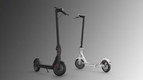 Xiaomi sort sa trotinette High Tech nommée MI Electrical Scooter
