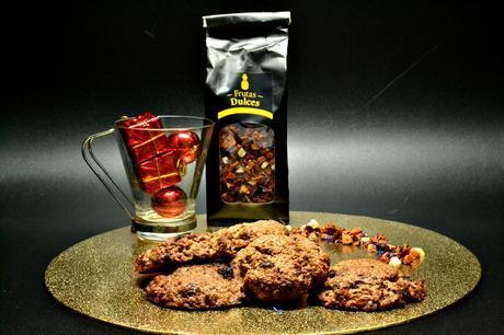 Cookies healthy et thé exotique pour Noël