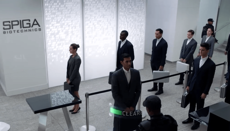 Incorporated (2016) : tension chez les cols blancs
