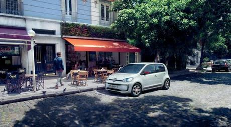 Volkswagen Nouvelle Up beats audio