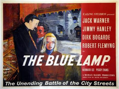 The Blue Lamp - Basil Dearden (1950)